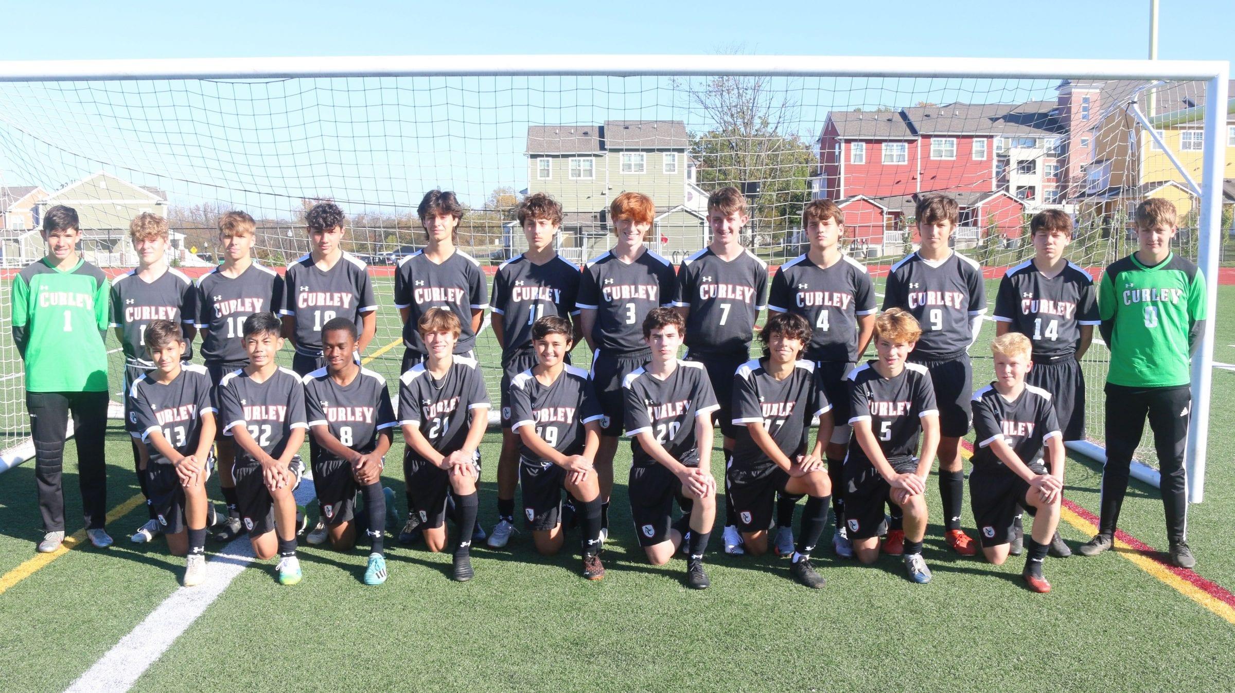 2020 JV Soccer Roster