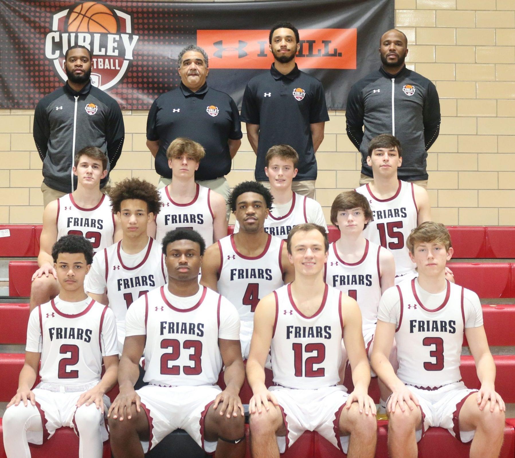 2020-21 Varsity Basketball Roster