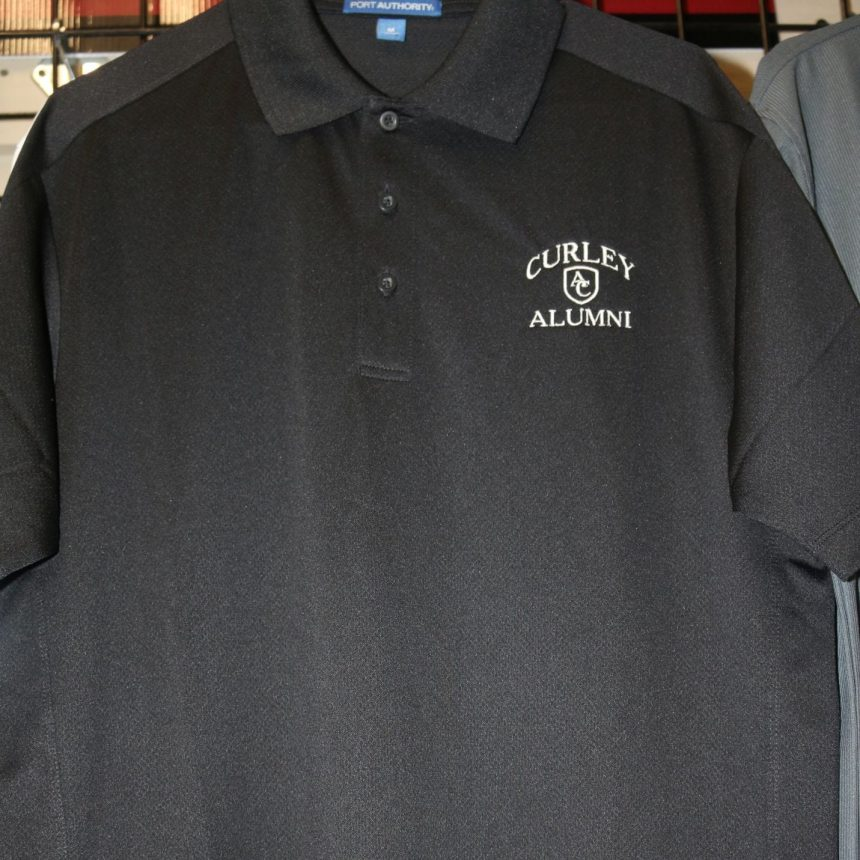 #102 Port Authority Black Alumni Polo