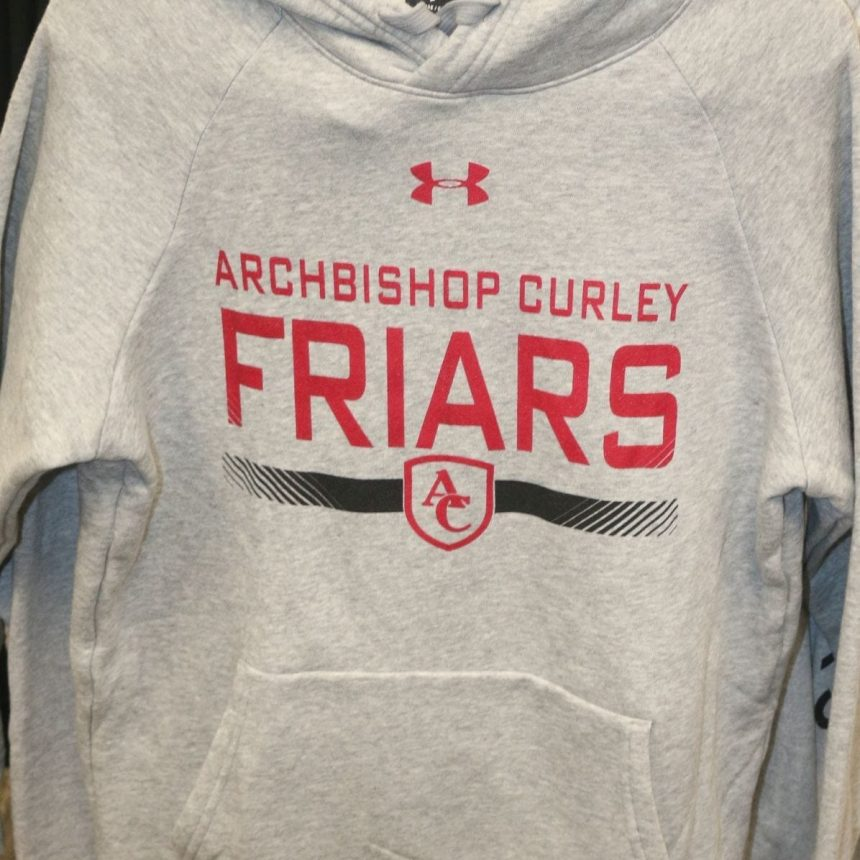 #109 Under Armour Charged Cotton Hoodie
