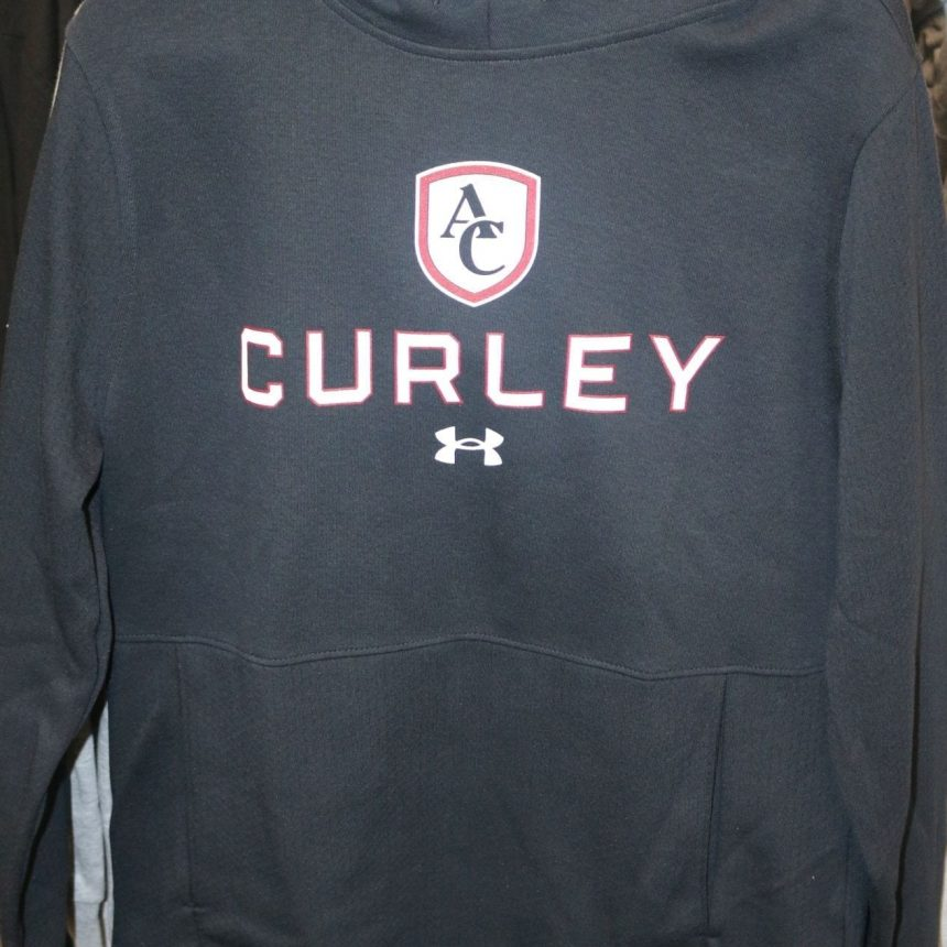 #110 Under Armour Charged Cotton Hoodie