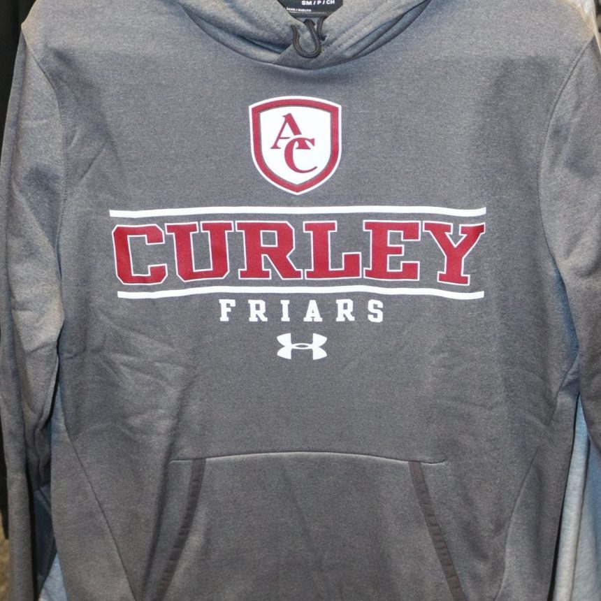 #111 Under Armour Wicking Hoodie