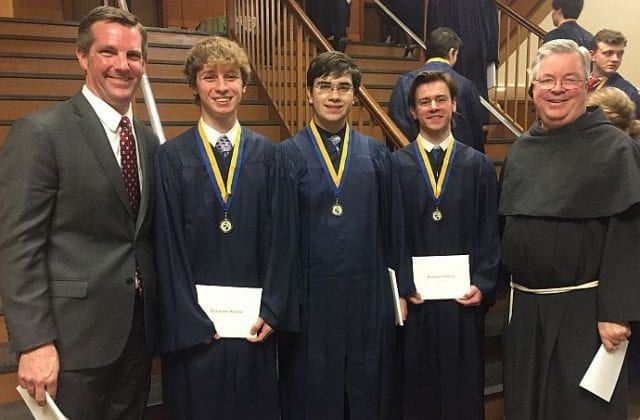 26th Annual Archdiocesan Distinctive Scholars Convocation