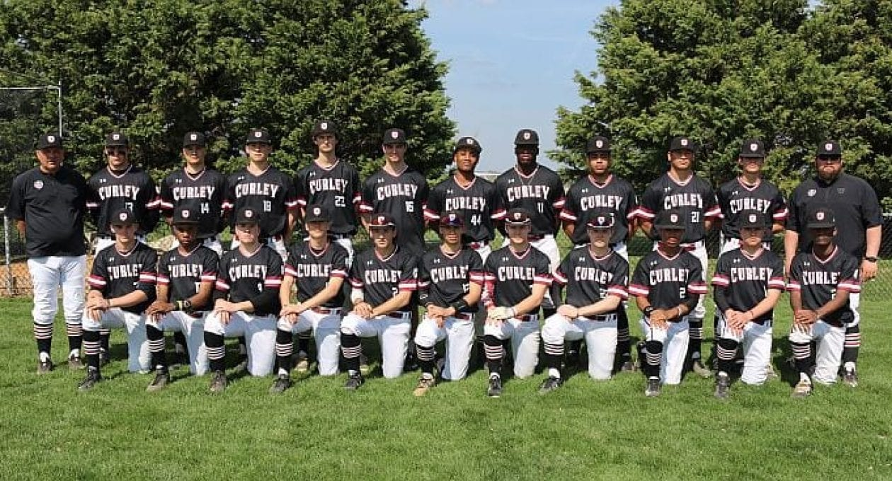 Playoff Progress for Curley Baseball