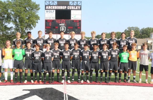 CURLEY SOCCER HAS A GOOD WEEKEND