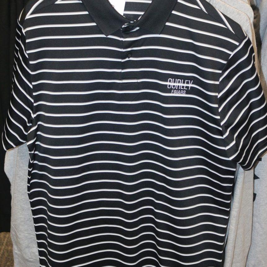 #303 UA Striped Polo