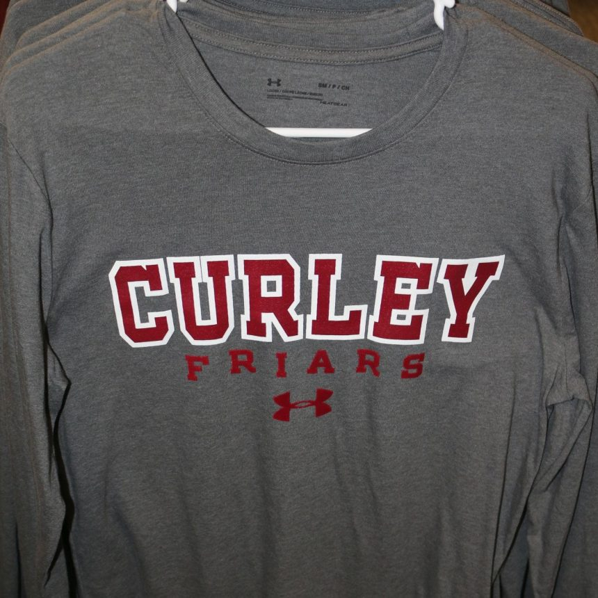 #312 UA Dark Grey Long Sleeve T-Shirt