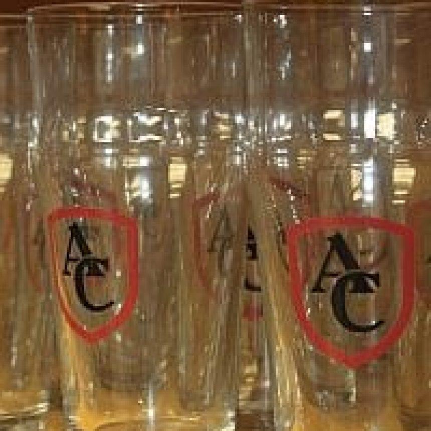 AC Shield Glassware