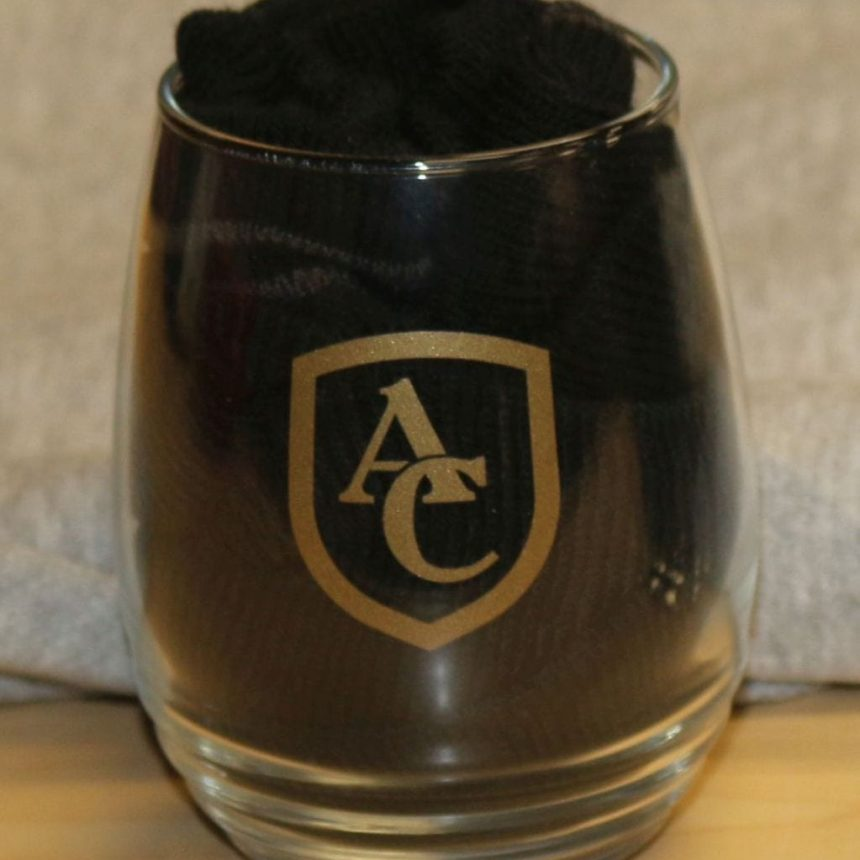 #903 Stemless Wine Glass