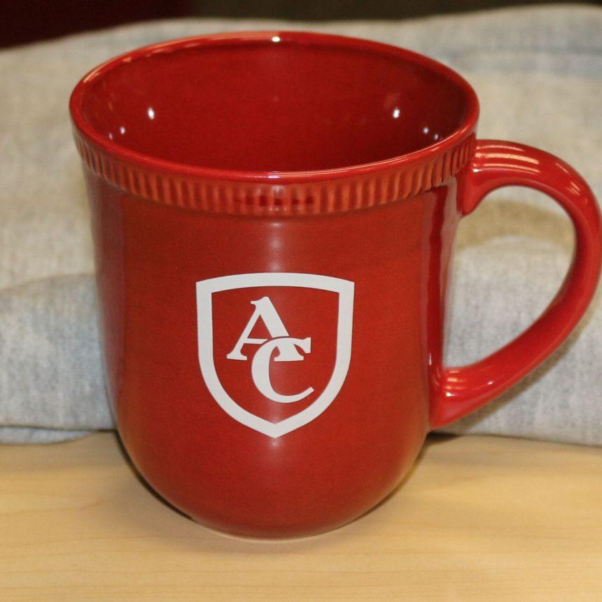 #911 Red Coffee Mug