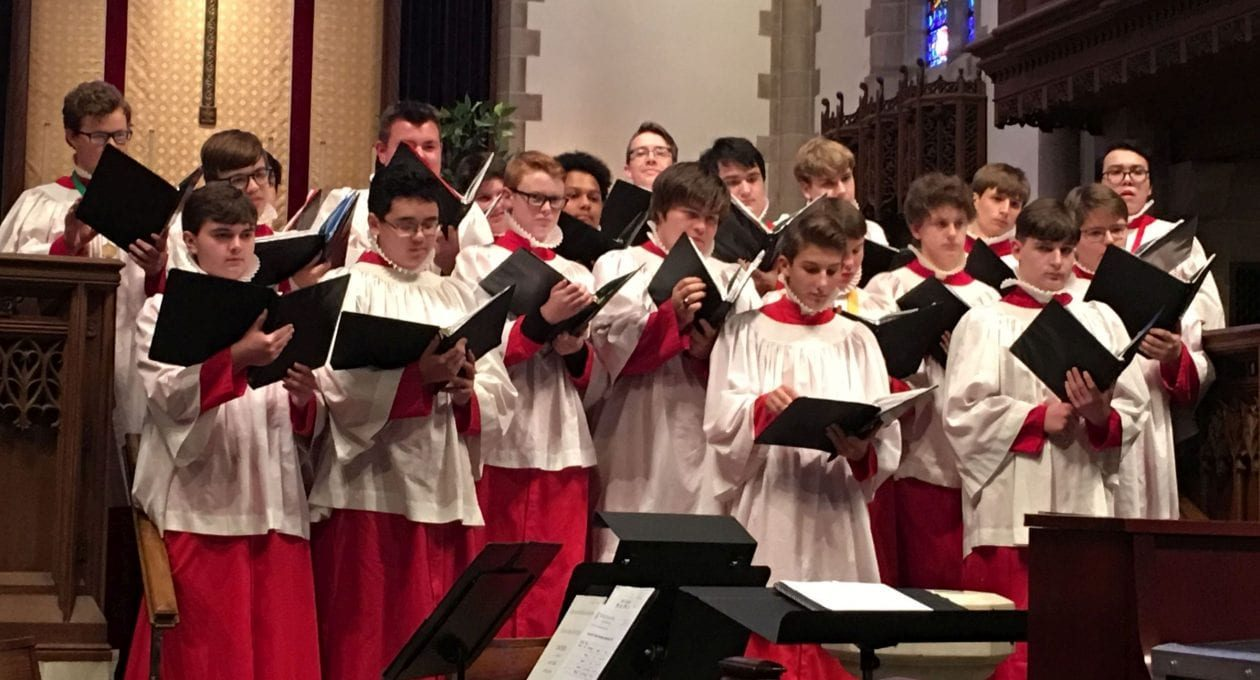 """Curley Schola Returns to """"Bach in Baltimore"""""""