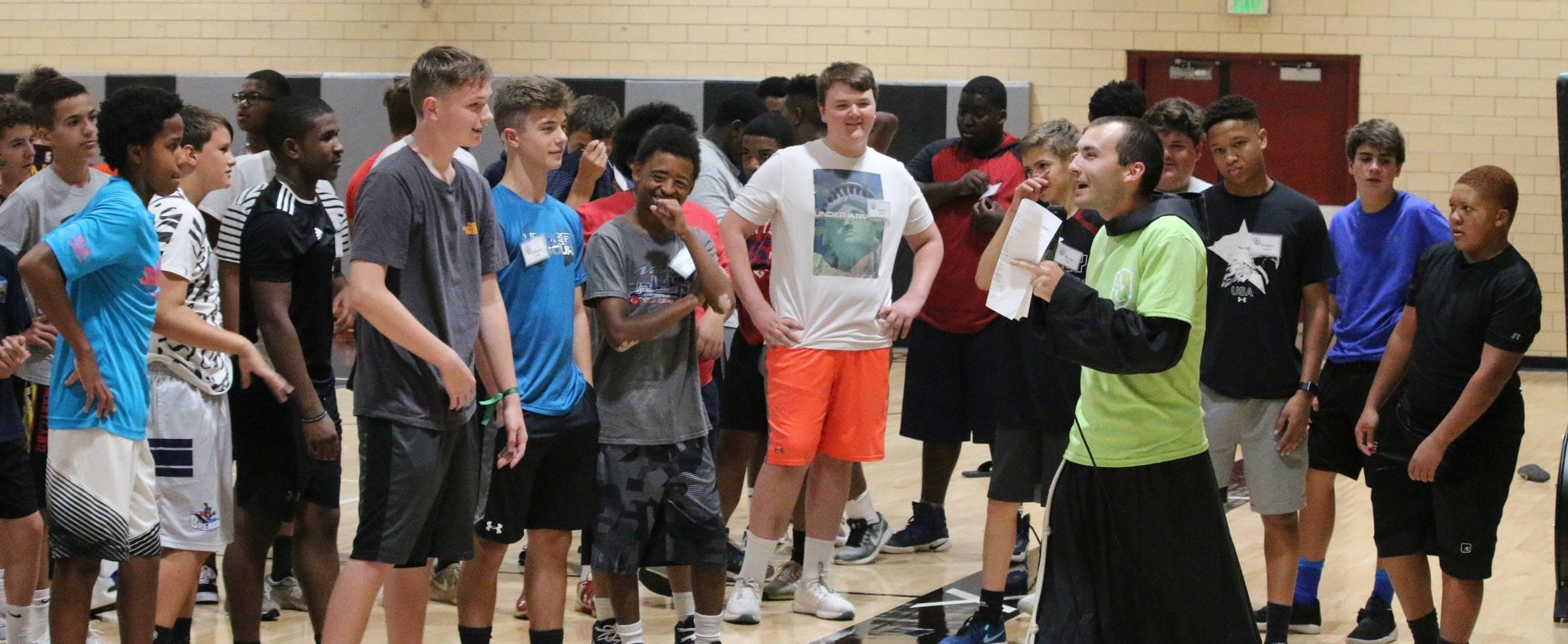 Franciscan Youth Ministry