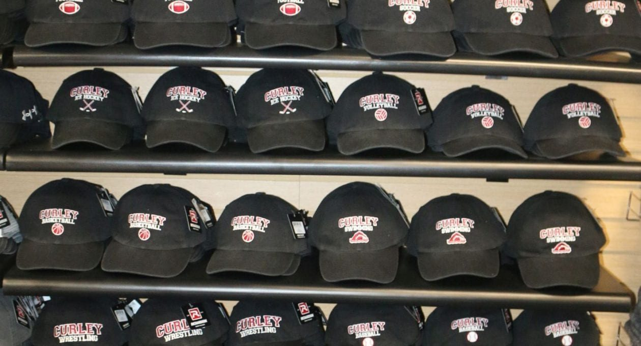 Curley Campus Store is Back Online