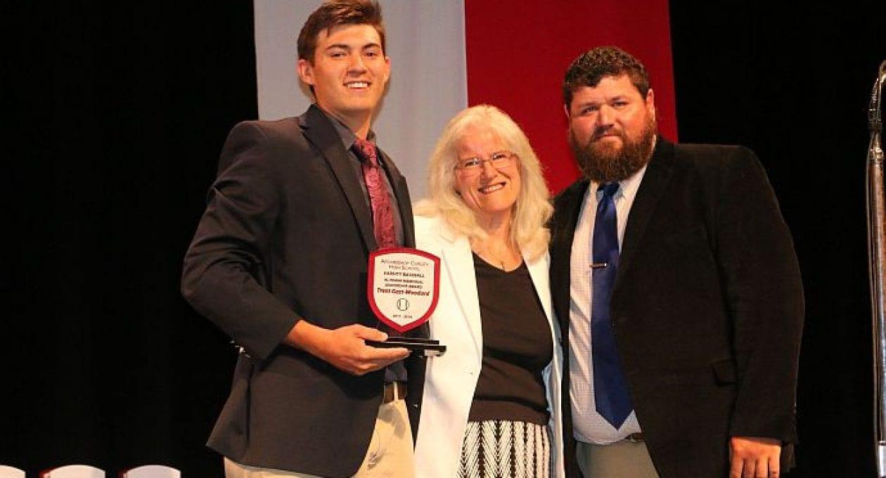 Spring Athletic Awards Reception