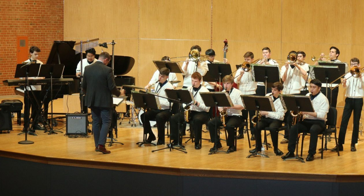 CURLEY JAZZ AT TOWSON UNIVERSITY FESTIVAL