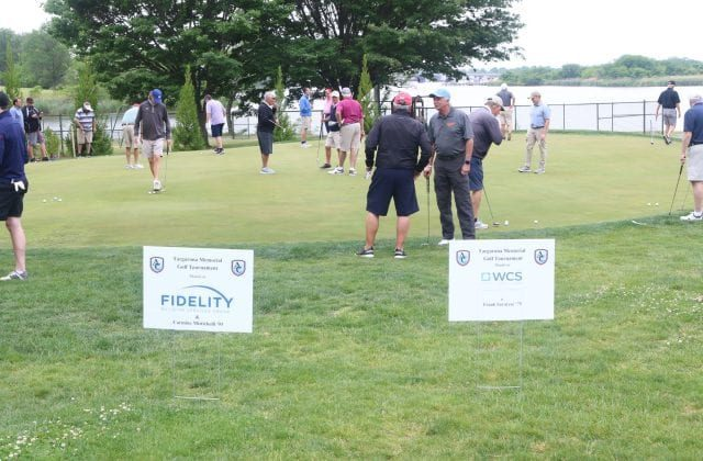 32nd Annual Targarona Memorial Golf Tournament