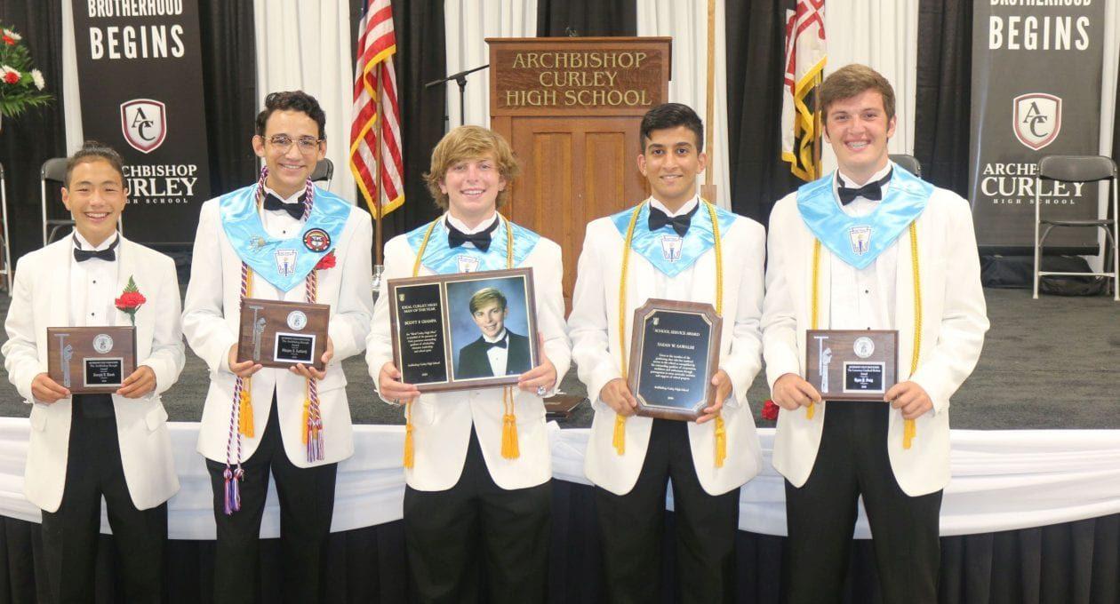 Class of 2020 Receives Diplomas
