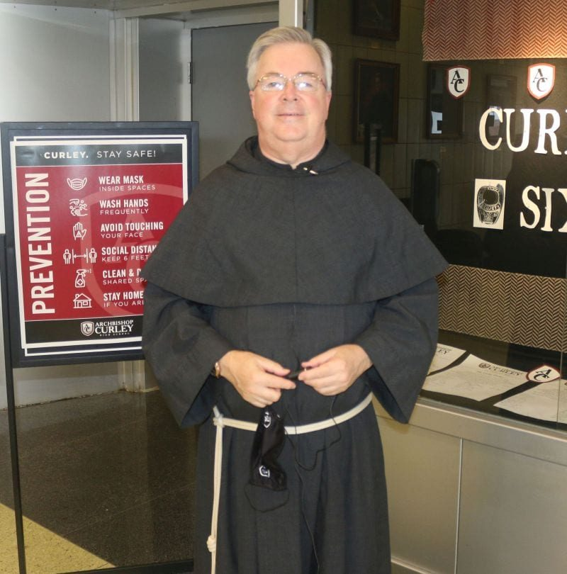 Fr. Donald Opening of School Msg