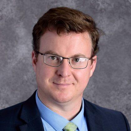 Mr. Liam Breathnach, B.Sc., Diploma in Ed., M.A.T.