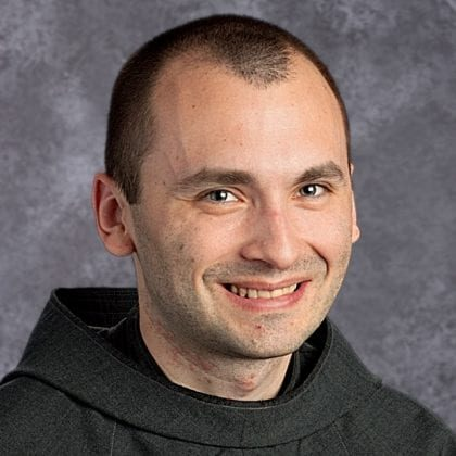 Friar Christopher Dudek OFM Conv., B.A., S.T.B