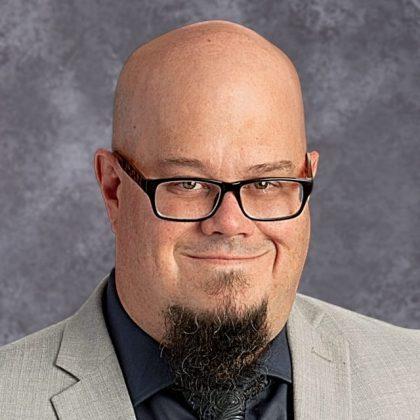 Mr. Steven King, B.S.
