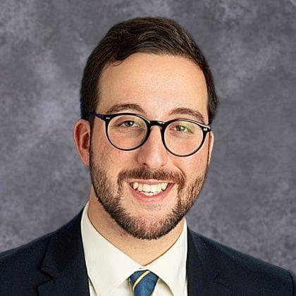 Mr. Matthew Rossi, B.A.. M.A.T.