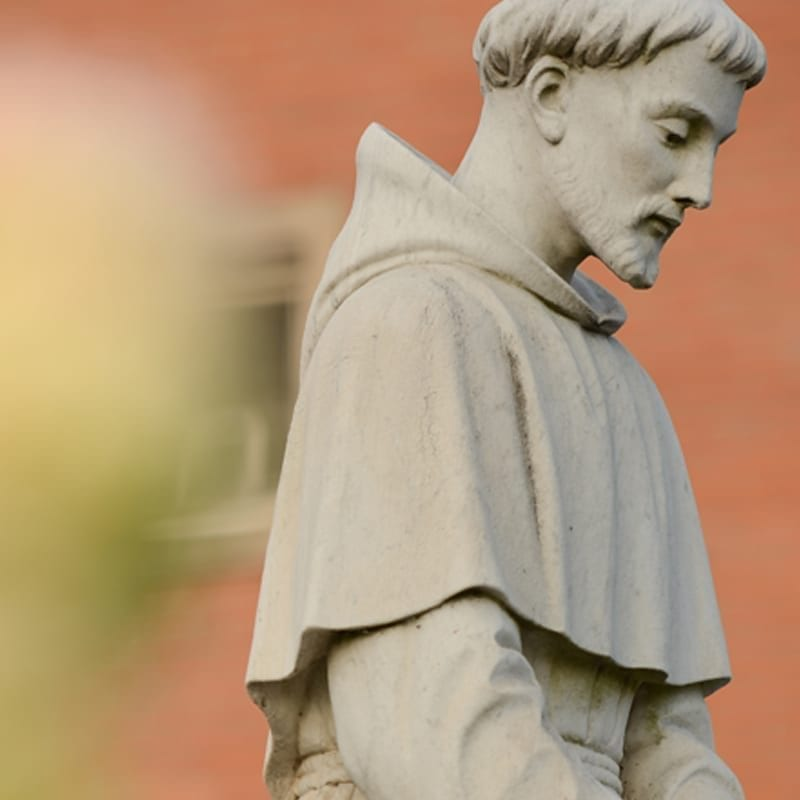 Our Franciscan Tradition: Feast of St. Francis Oct. 4