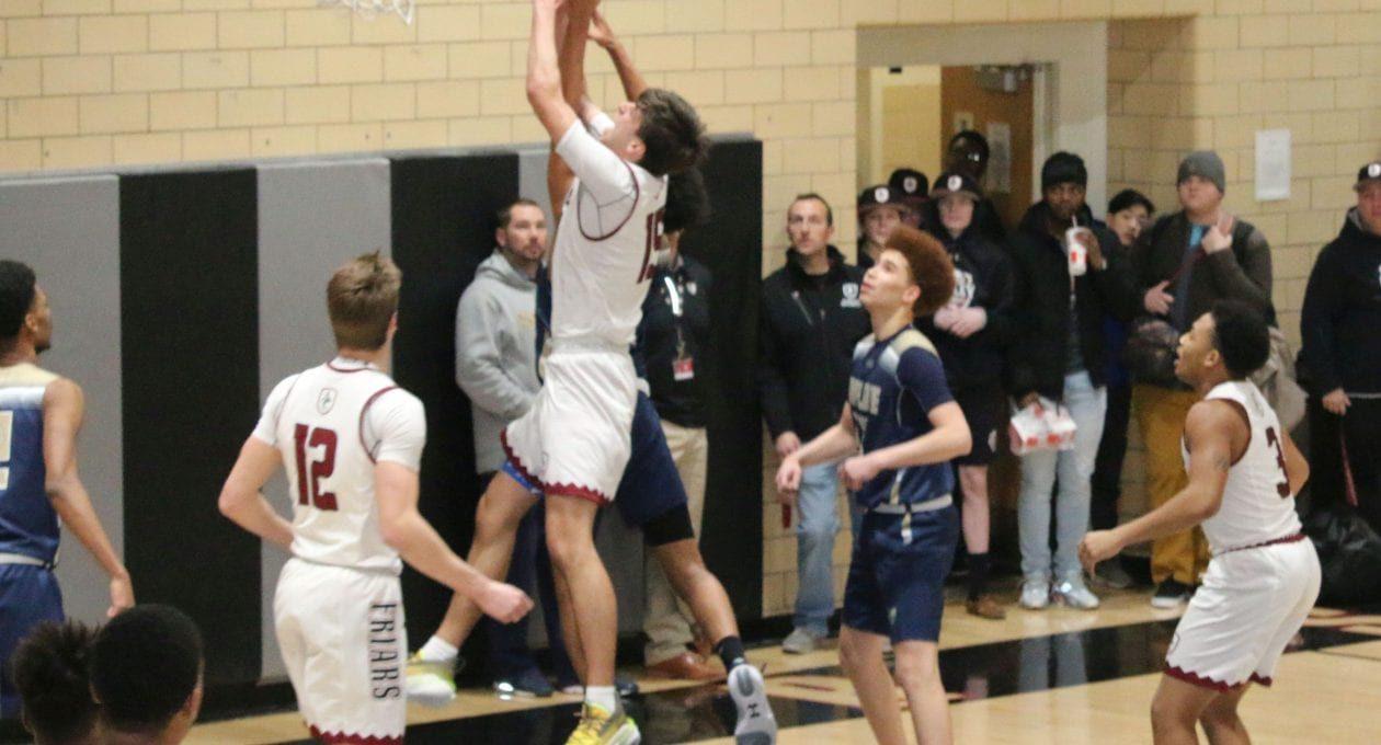 Watch Curley Basketball: JV vs Spalding at 4PM; Varsity at St. Paul's at 6PM