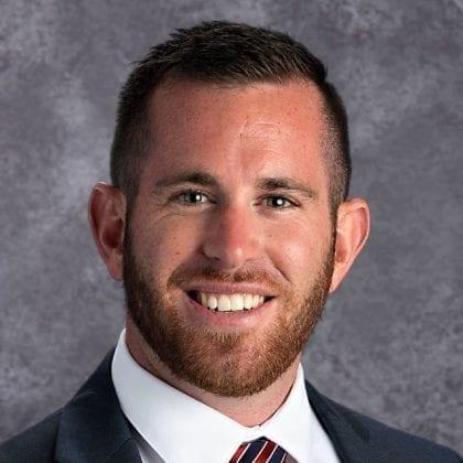 Mr. Brendan Ryan, B.S, M.A.