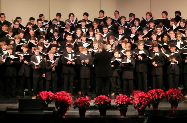 Choral Christmas Concert Was Delightful