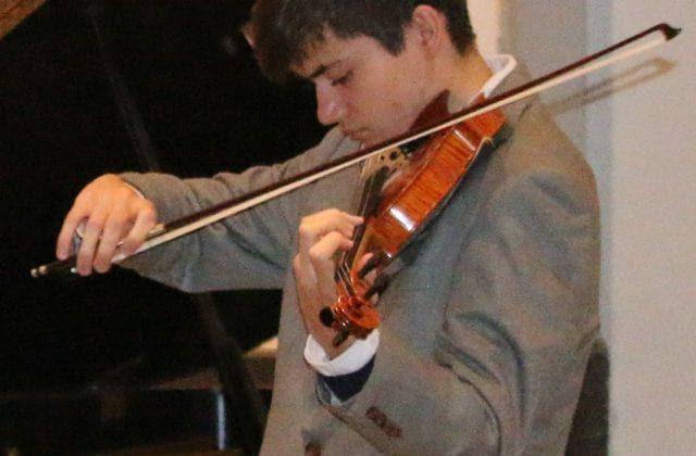 Curley Alum in Concert