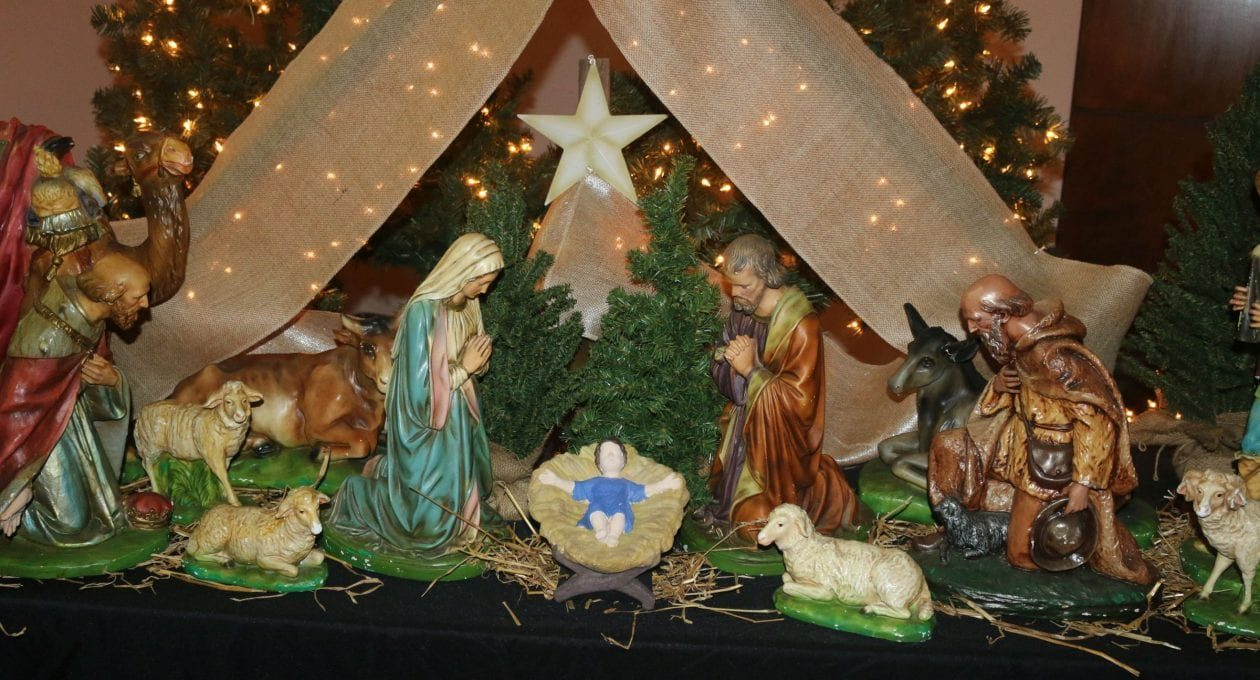 Merry Christmas and a Blessed New Year!