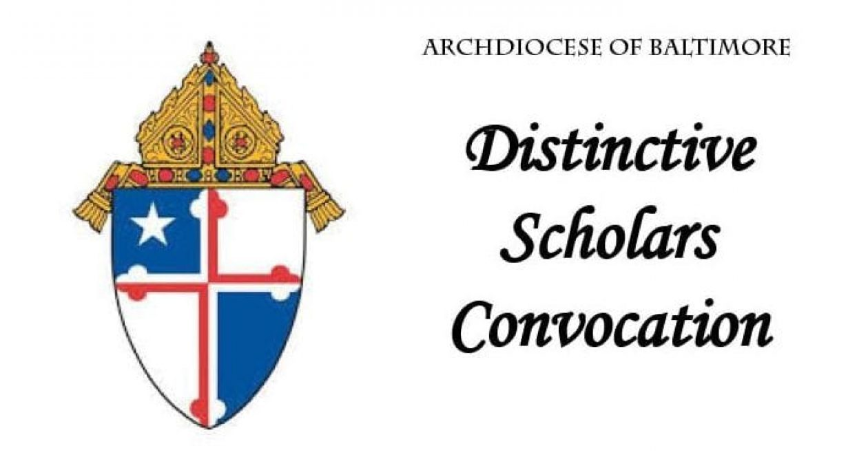 Archdiocese of Baltimore Distinctive Scholars