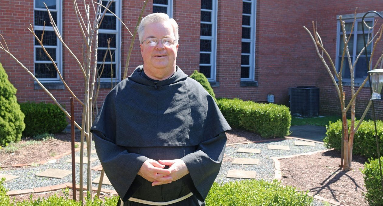 FR. DONALD'S EASTER MESSAGE