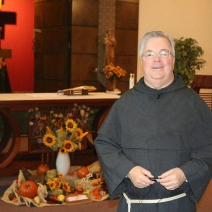 Fr. Donald: Thanksgiving and the Faithful Departed