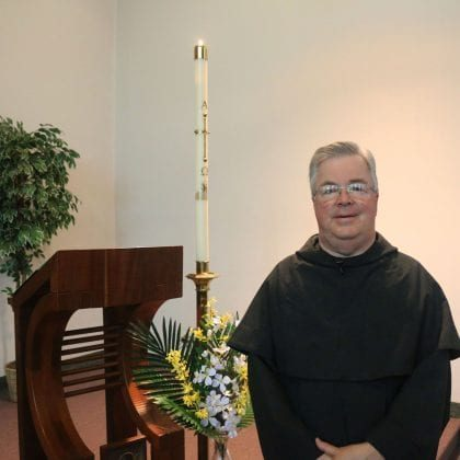 Fr. Donald on Spring Transitions