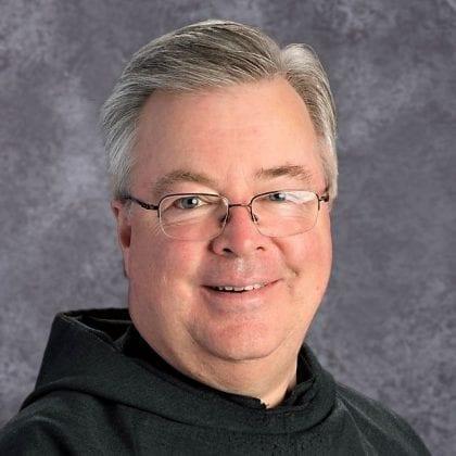 Fr. Donald Grzymski OFM Conv. '70 B.A., M.A., M.Th.