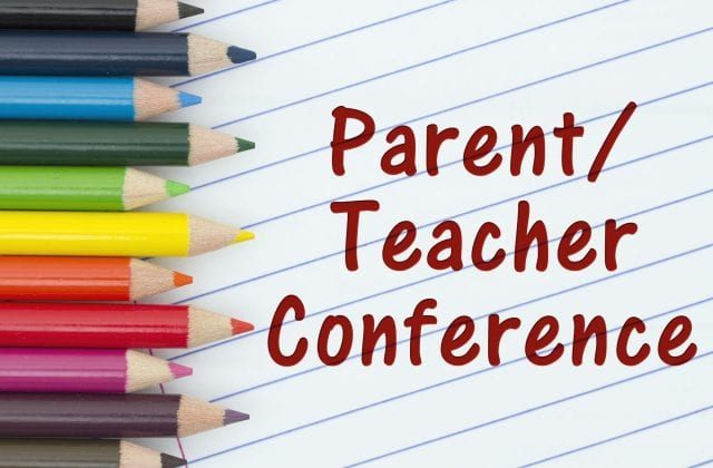 Parent Teacher Conference Sign In