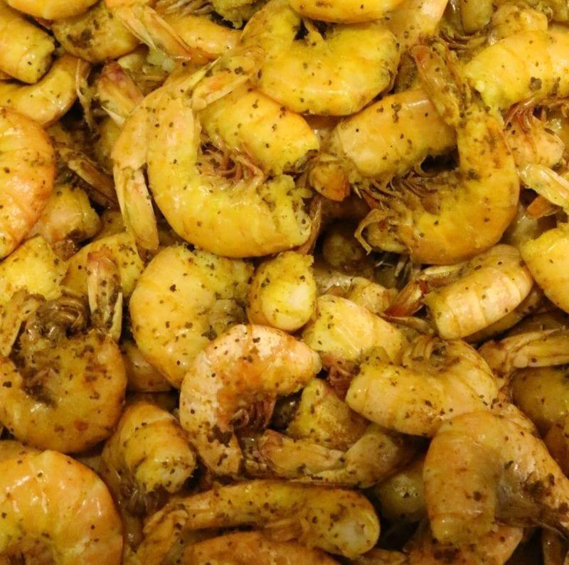 Alumni Shrimp Feast
