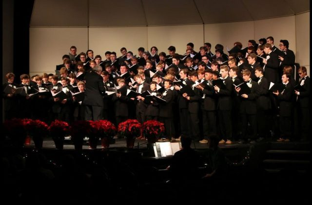 THE CURLEY CHOIRS PRESENT THEIR CHRISTMAS CONCERT VIDEO